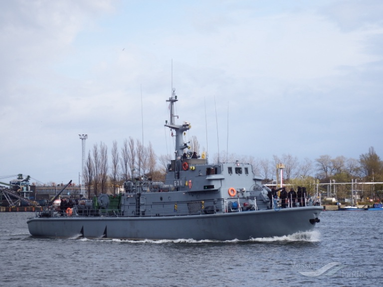ORP Wicko TR636